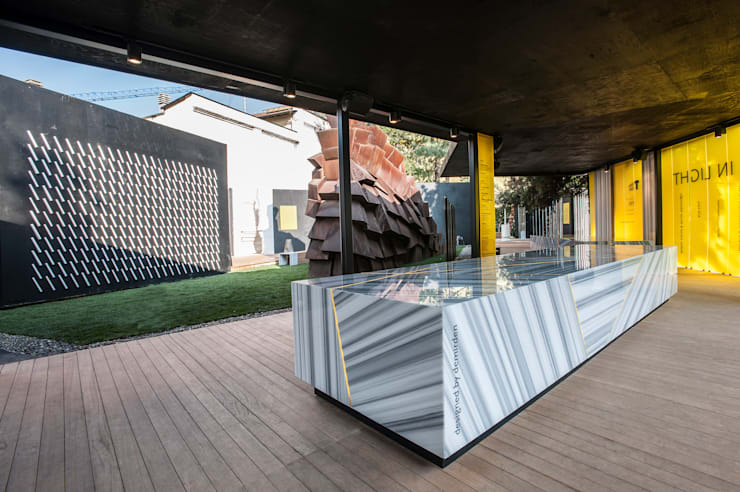 Demirden Design – Turkish Stones Milano 2013:  tarz