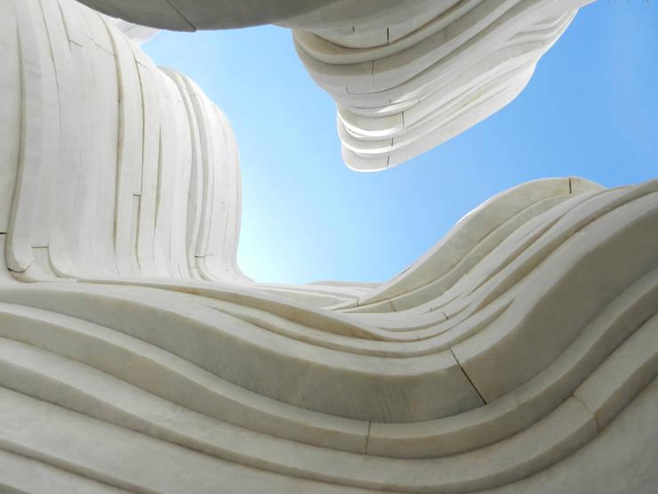 Demirden Design – Become Marble by Arik Levy:  tarz