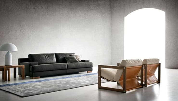 Interior Furniture:  Living room by DesigniTures