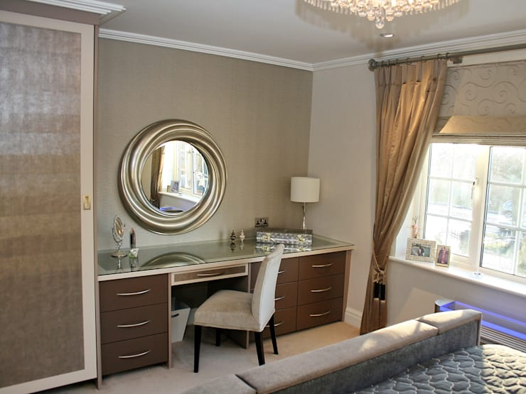 Bedroom 1:   by Aura Designworks Ltd