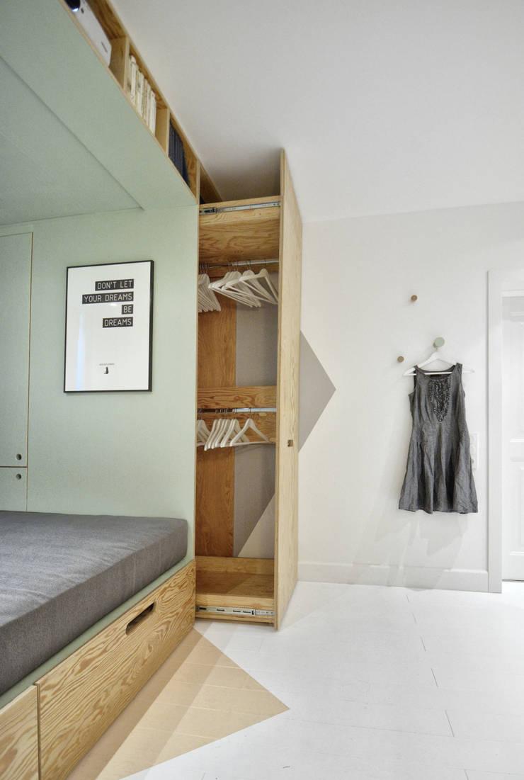 Интерьер DG: Детские комнаты в . Автор – INT2architecture