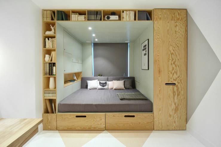 Habitaciones infantiles de estilo  por INT2architecture