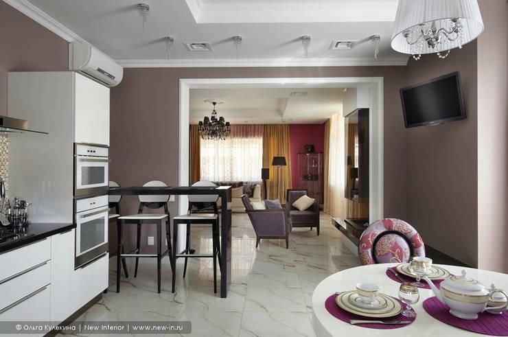 Cozinhas clássicas por Ольга Кулекина - New Interior