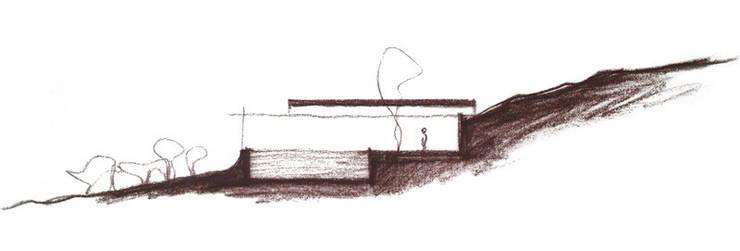 concept: Maisons de style  par Wen Qian ZHU Architecture