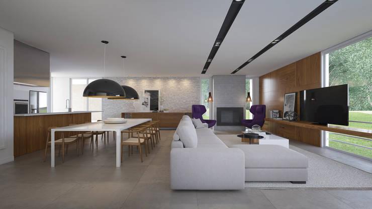 Imagem Interna: Casas  por Ideia1 Arquitetura