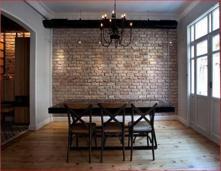 DICLE HOKENEK ARCHITECTURE – SO EVI: modern tarz , Modern