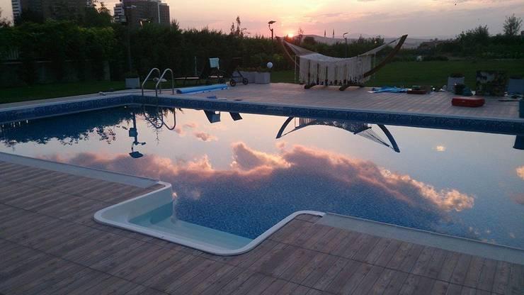 Pool by Sıdar Pool&Dome Yüzme Havuzları ve Şişme Kapamalar