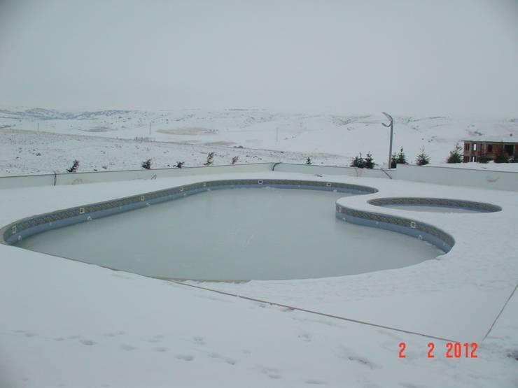 Sıdar Pool&Dome Yüzme Havuzları ve Şişme Kapamalar – Donmalara karşı maksimum mukavemete sahiptir.:  tarz