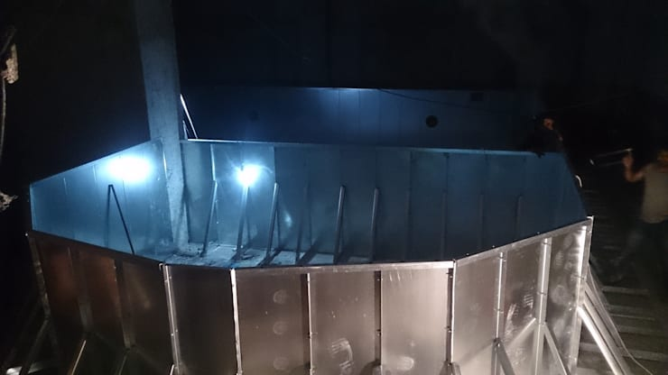 Sıdar Pool&Dome Yüzme Havuzları ve Şişme Kapamalar – Zemin üzeri çelik konstrüksiyon gövde:  tarz ,