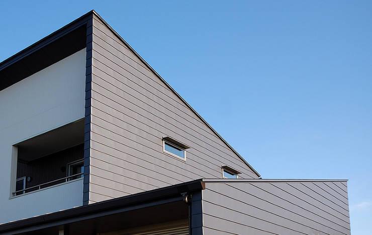 Home Base: スペースキューブ一級建築士事務所/Space Cubeが手掛けた家です。,モダン