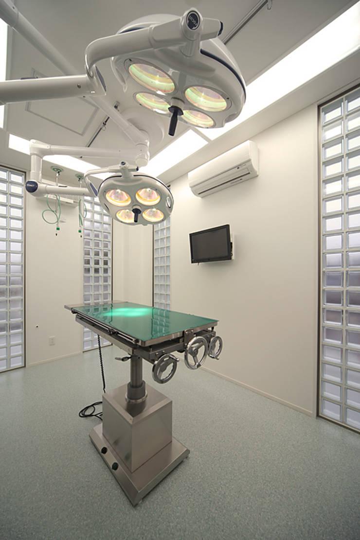 Cube2: 株式会社 入船設計が手掛けた病院です。