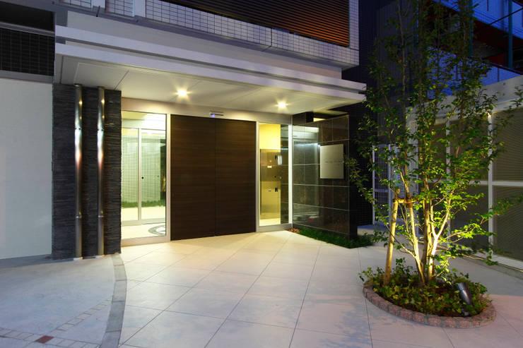 イーストコア新大阪: 株式会社 入船設計が手掛けたホテルです。