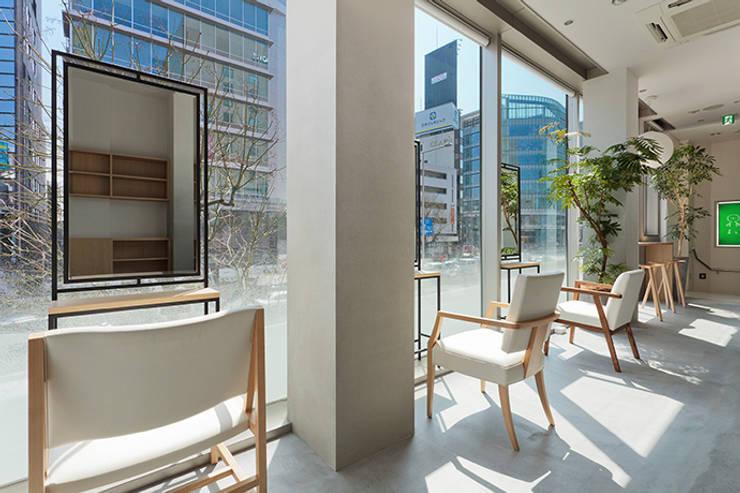 lien: aidesign co,ltdが手掛けたオフィススペース&店です。