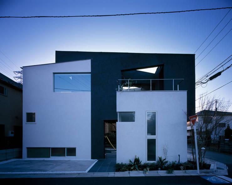 metis: 筒井紀博空間工房/KIHAKU tsutsui TOPOS studioが手掛けた家です。