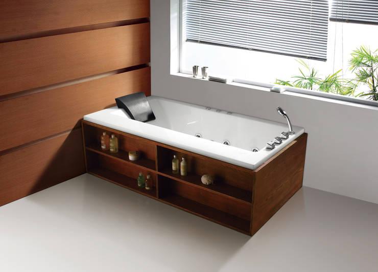 Badezimmer von K-BATH