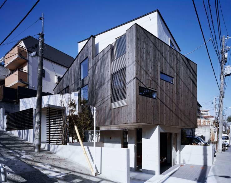 balena: 筒井紀博空間工房/KIHAKU tsutsui TOPOS studioが手掛けた家です。