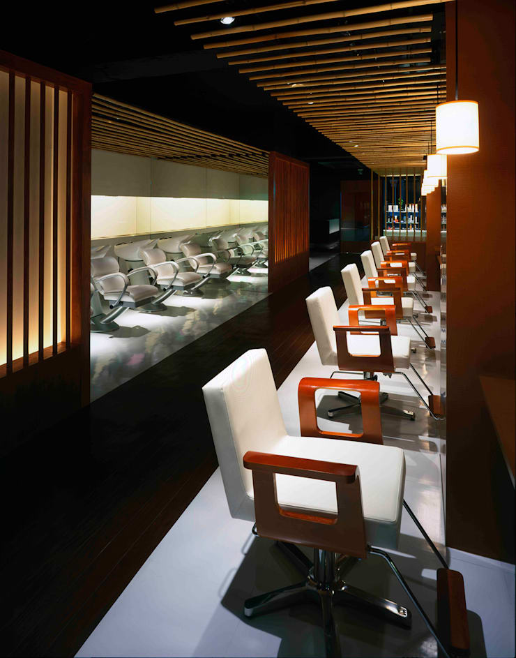 Cut seat-2: Shigeo Nakamura Design Officeが手掛けたオフィススペース&店です。,