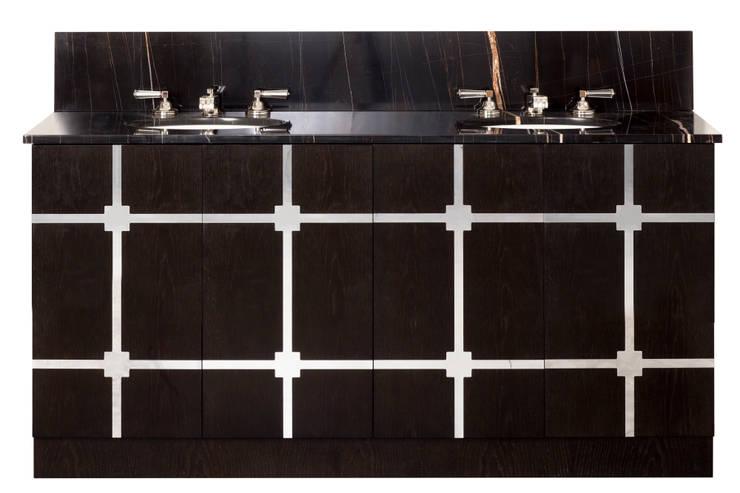 Evan Vanity:  Bathroom by Justin Van Breda