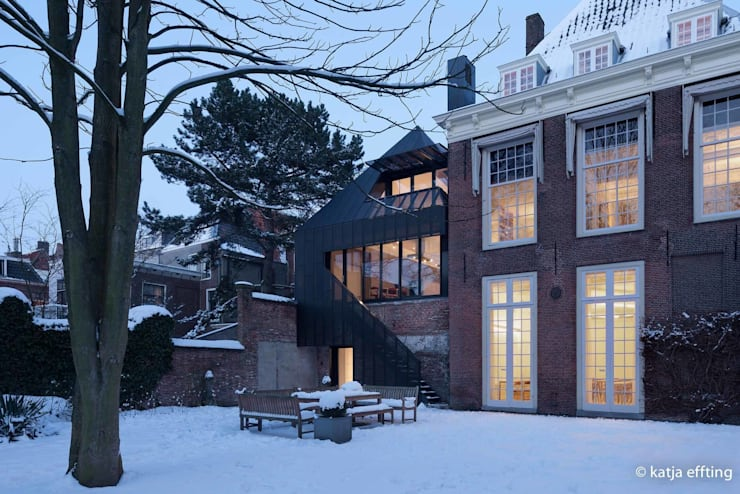 ITC Annex - back house:  Huizen door Mirck Architecture, Modern