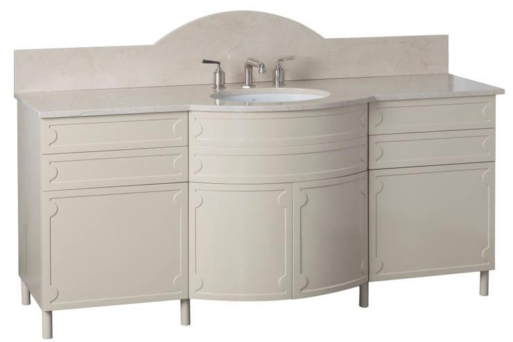 Fleming Vanity:  Bathroom by Justin Van Breda