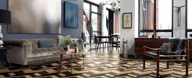 LANTANA PARKE – PARADOR - HADI TEHERANI Design New Classic: klasik tarz tarz Duvar & Zemin