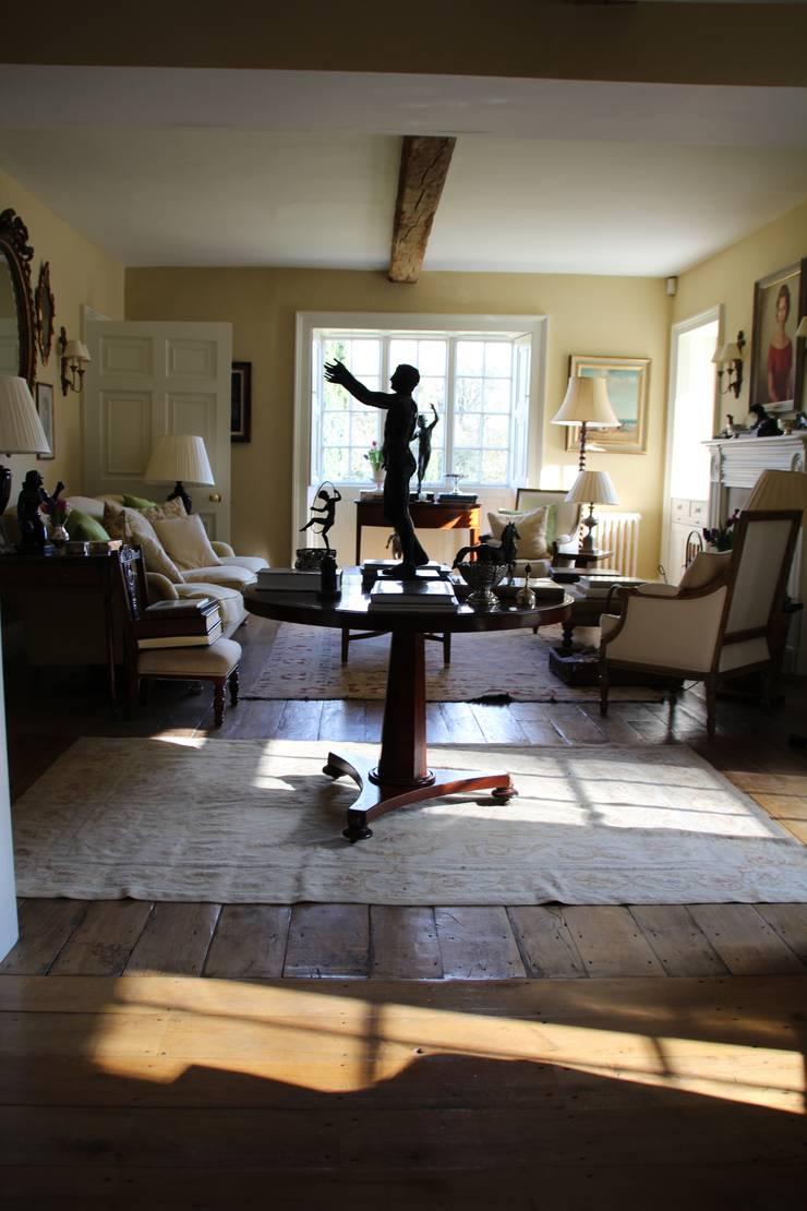 Reception room:  Living room by Justin Van Breda