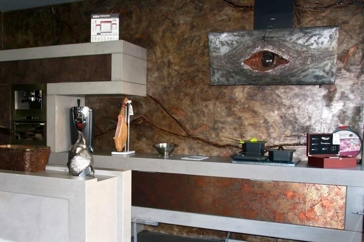 Espaços comerciais  por spazio kitchen
