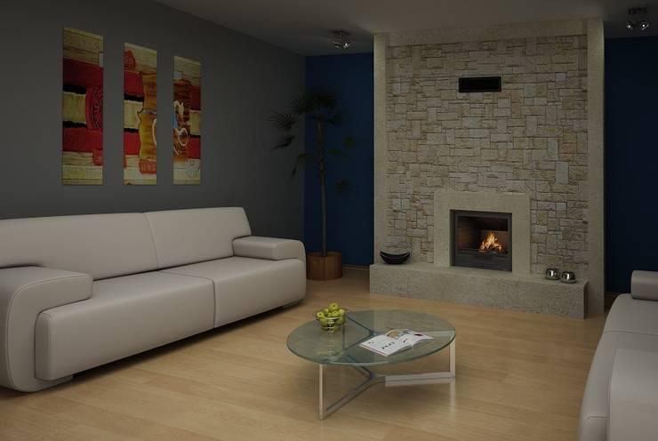 kismetsomine – FlameART Karia Serisi 750:  tarz İç Dekorasyon,