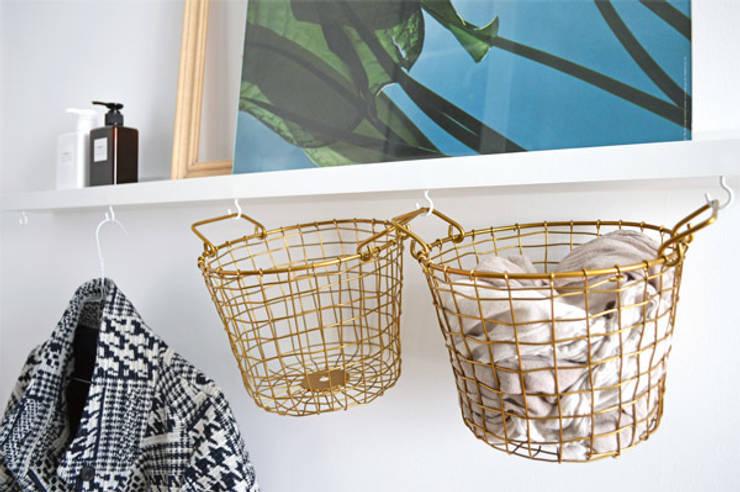 Styling Ankleidezimmer:  Ankleidezimmer von Kristina Steinmetz Design,