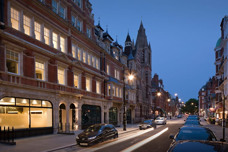 Duke Street, Mayfair:  Commercial Spaces by Perfect Integration