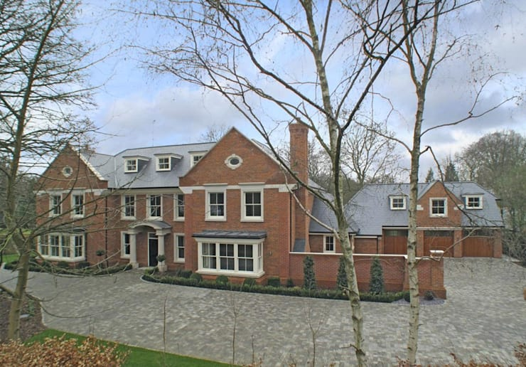 Beaconsfield Mansion:  Houses by Perfect Integration