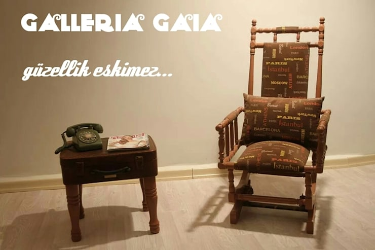 Galleria Gaia – Dönüşüm:  tarz İç Dekorasyon