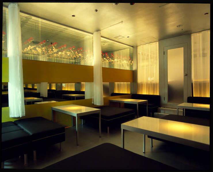 BOX seat-1: Shigeo Nakamura Design Officeが手掛けたオフィススペース&店です。