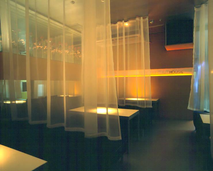 BOX seat-2: Shigeo Nakamura Design Officeが手掛けたオフィススペース&店です。