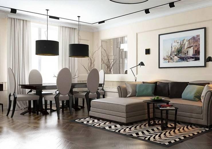 Salon classique par Павел Белый и дизайнеры Classique