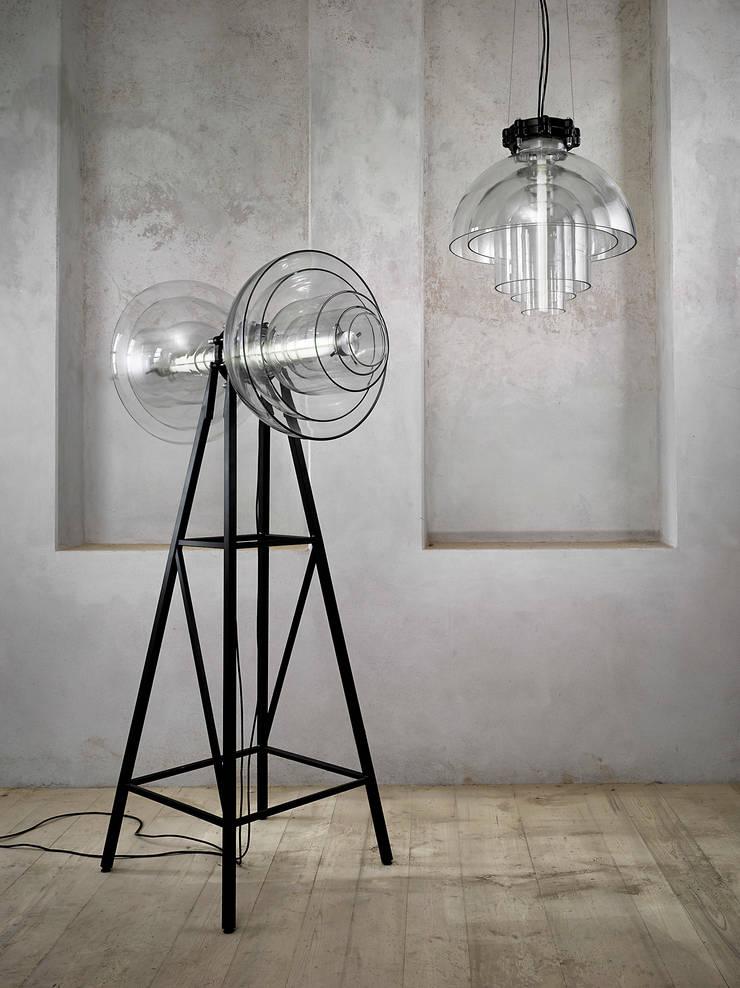 Lasvit Transmission:  Living room by studio deFORM