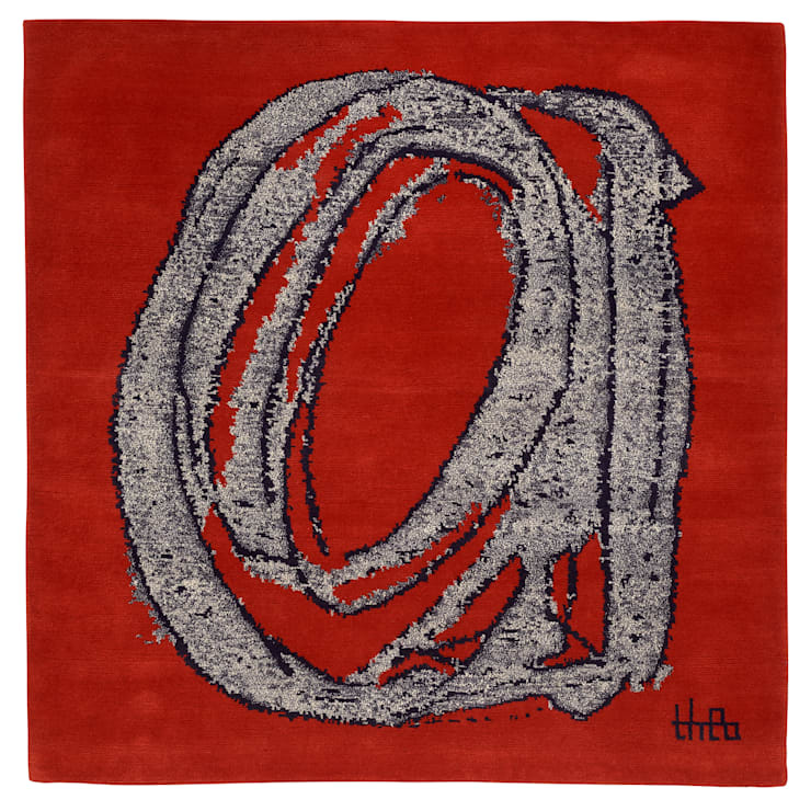 Moving Circle I, 2008  serie 1/3:  Muren & vloeren door Galerij Theaxus