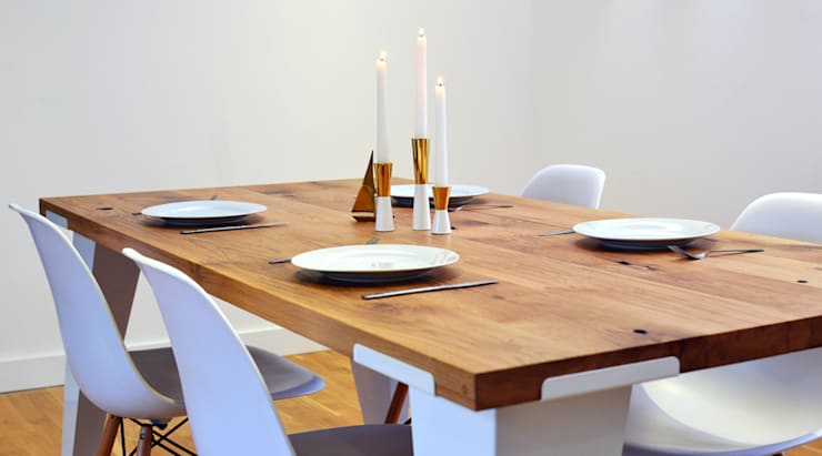 Dining room by Jam Furniture