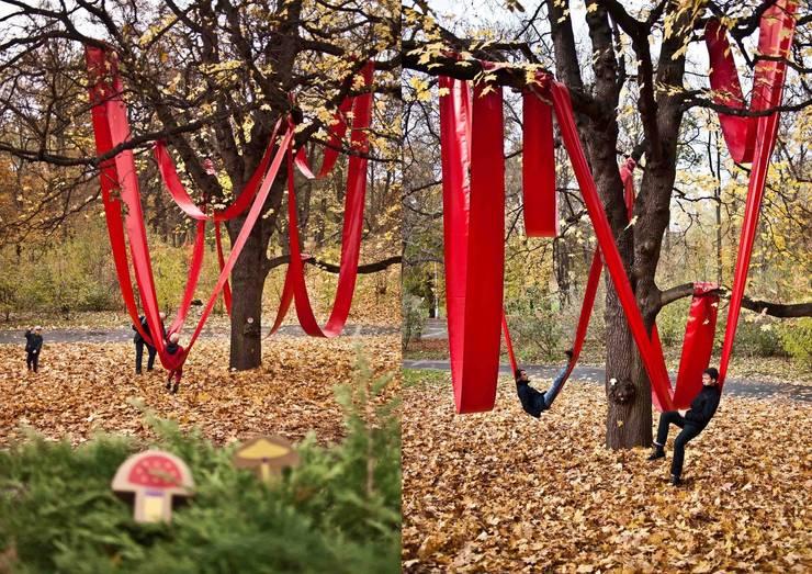 Relax Line:  Garden by studio deFORM
