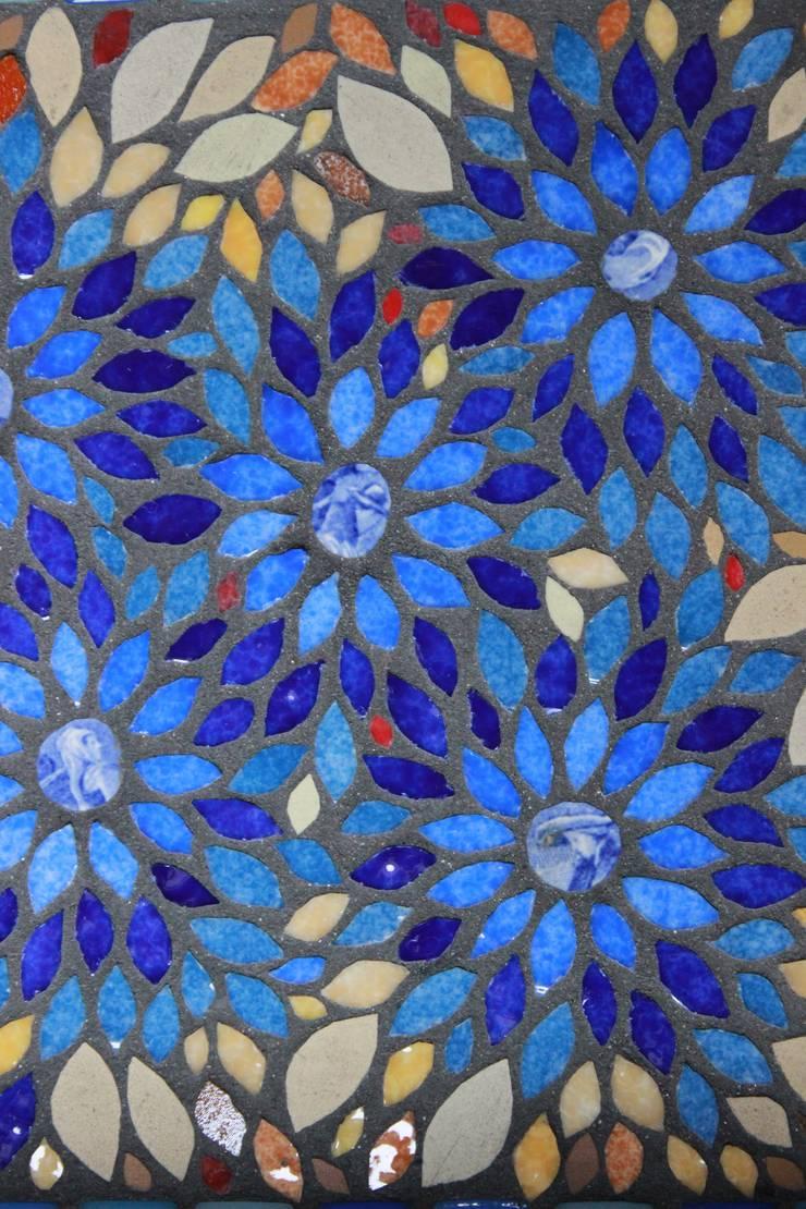 Mosaïque:  de style  par Mosa-Louisa