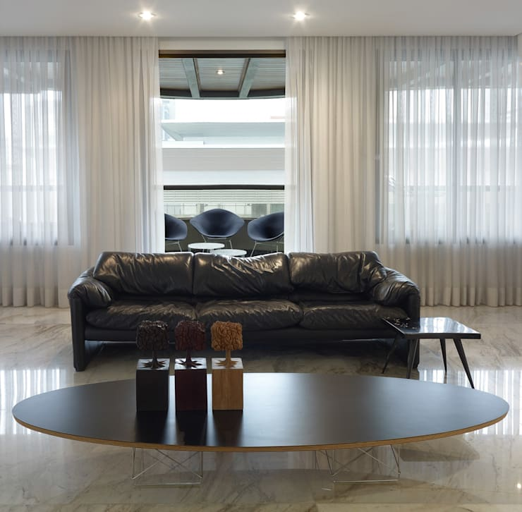 Art, home: Salas de estar  por Jaqueline Frauches Arquitetura e Interiores