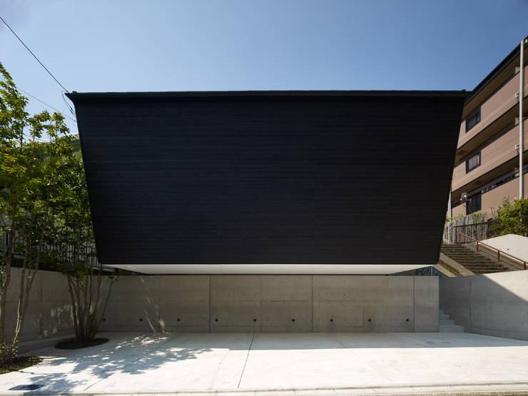 梅ヶ丘の家: 栗原隆建築設計事務所が手掛けた家です。