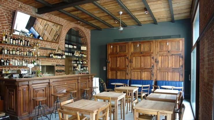 Ristorante Rebelot Milano: Negozi & Locali commerciali in stile  di SBG architetti, Industrial