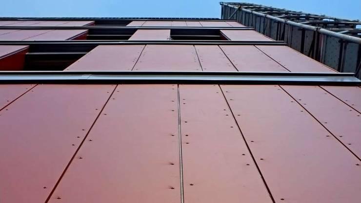 Edificio residenziale a Milano Lambrate: Case in stile  di SBG architetti,