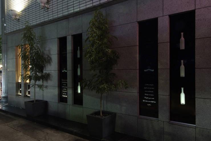 外構-1: Shigeo Nakamura Design Officeが手掛けたオフィススペース&店です。