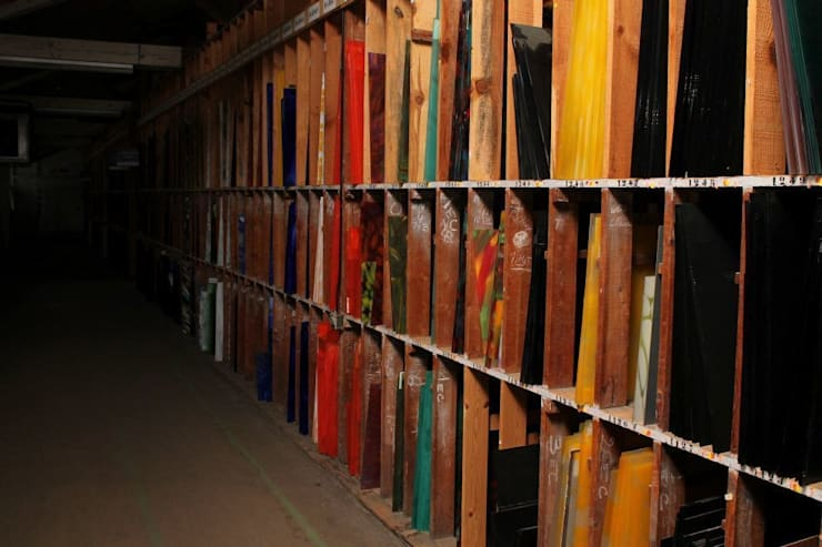 Entrepôt de stockage: Art de style  par VERRERIE DE SAINT-JUST