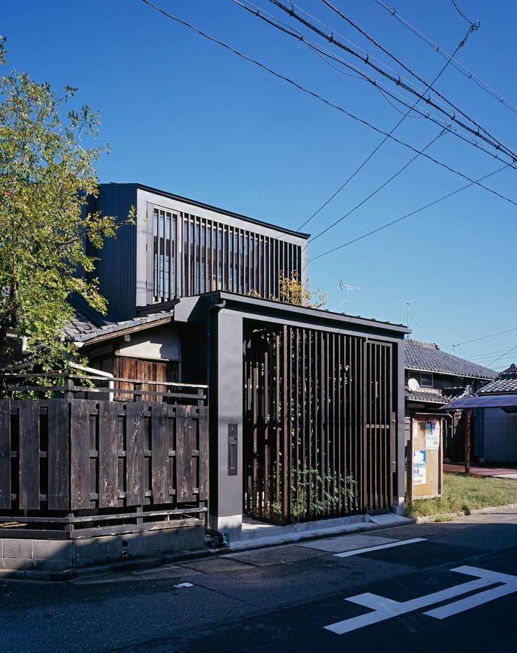 原型からの再生: 向井一規建築設計工房が手掛けた家です。