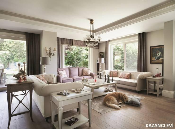 LANTANA PARKE – Oak Smoked White Parquet: modern tarz , Modern