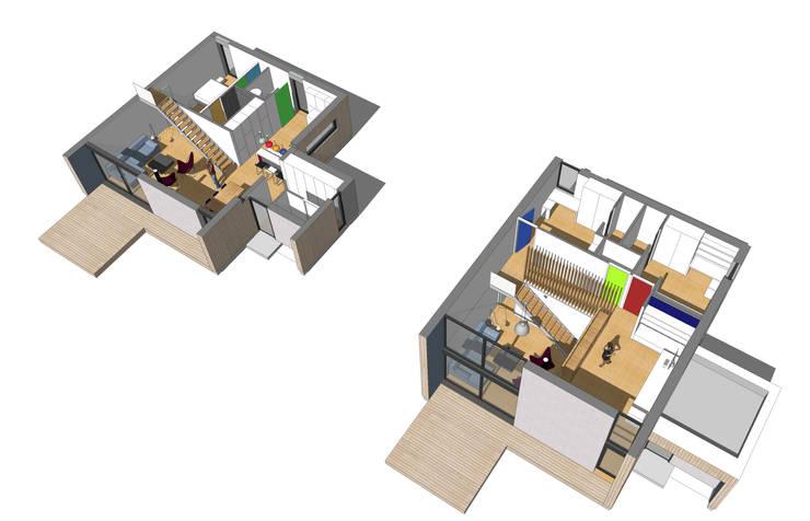 MD12-Projet 3D (2):  de style  par Tektolab architectes