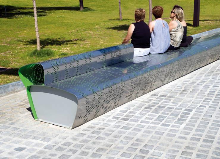 industriële Tuin door KXdesigners